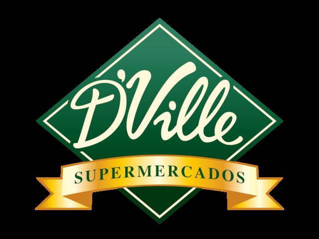 Logo do Supermercado Online D'Ville - O melhor supermercado na internet de Uberlândia